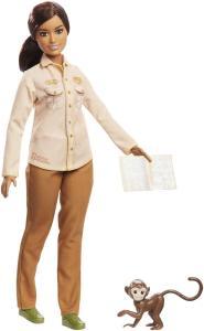 Mattel GDM48 - Barbie - National Geographic - Wildlife Conservationist
