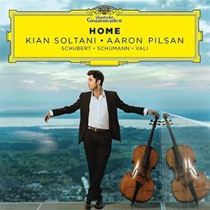 Kian Soltani / Aaron Pilsan: Home - Schubert, Schumann, Vali