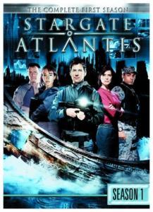 Stargate Atlantis: Season 1 (5 Dvd) [Edizione in lingua inglese]