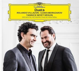 Rolando Villazon / Ildar Abdrazakov - Duets: Rolando Villazon & Ildar Abdrazakov
