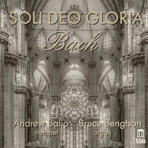 Johann Sebastian Bach - Soli Deo Gloria (2 Cd)