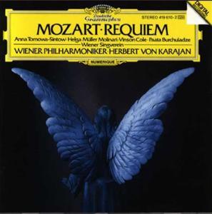 Wolfgang Amadeus Mozart - Requiem, K.626