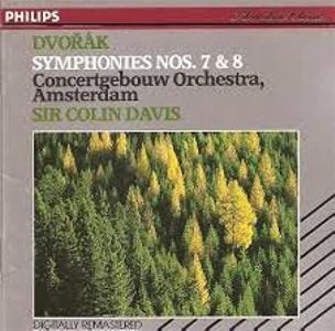 Antonin Dvorak - Symphonies Nos. 7 & 8
