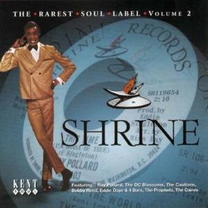 Shrine: The Rarest Soul Label Vol.2 / Various