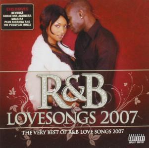 R&B Lovesongs 2007 (2 Cd)
