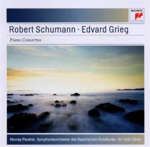 Robert Schumann / Edvard Grieg - Piano Concertos