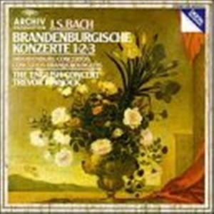 Johann Sebastian Bach - Brandenburg Concertos Nos. 1, 2, 3