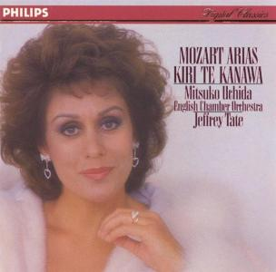 Kiri Te Kanawa: Mozart Arias