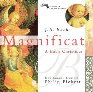 New London Consort And Philip Pickett - Bach: Sacred Choral Works