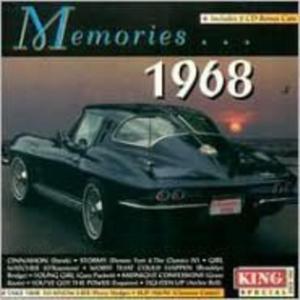 Memories...1968 / Various