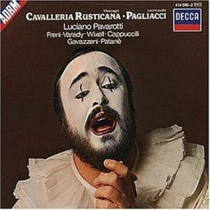 Pietro Mascagni / Ruggero Leoncavallo - Cavalleria Rusticana & Pagliacci - Pavarotti (2 Cd)
