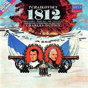 Pyotr Ilyich Tchaikovsky - 1812 Overture, Capriccio Italien
