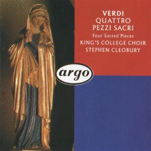Giuseppe Verdi - Quattro Pezzi Sacri / 4 Sacred Pieces