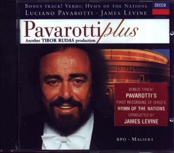 Luciano Pavarotti: Pavarotti Plus