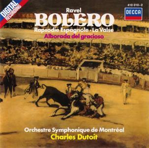 Maurice Ravel - Bolero, Rapsodie Espagnole