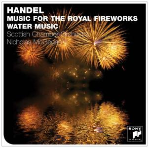 Georg Friedrich Handel - Water Music, Music For The Royal Fireworks