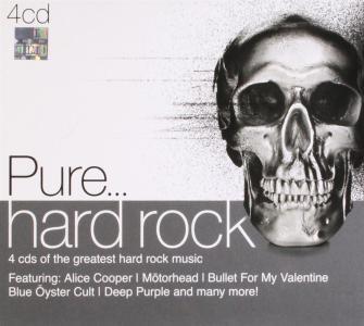 Pure... Hard Rock (4 Cd)