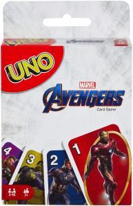 Marvel: Avengers - Uno Card Game (Gioco Di Carte)