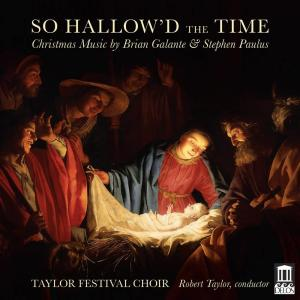 So Hallow'd The Time: Christmas Music