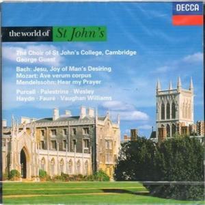Johann Sebastian Bach - The World Of St John's