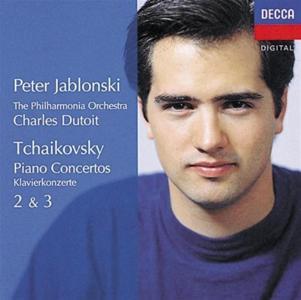 Peter - Tchaikovsky - Piano Concertos 2 & 3