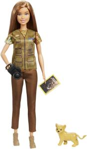 Mattel GDM46 - Barbie - National Geographic - Photojournalist