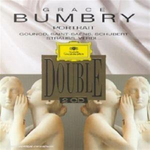 Grace Bumbry: Portrait - Gounod, Saint-Saens, Schubert.. (2 Cd)