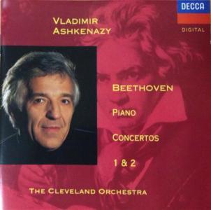 Ludwig Van Beethoven - Piano Concertos Nos. 1 & 2