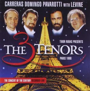 Three Tenors (Carreras / Domingo / Pavarotti): Paris 1998
