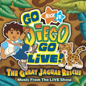 Go Diego Go Live! - The Great Jaguar Rescue