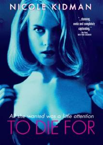 To Die For (1995) [Edizione in lingua inglese]