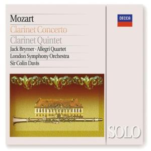 Wolfgang Amadeus Mozart - Clarinet Concerto