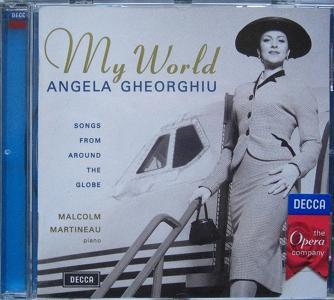 Angela Gheorghiu - My World