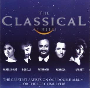Vanessa-Mae / Andrea Bocelli / Luciano Pavarotti - Classical Album (The)