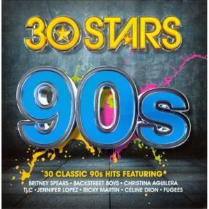 30 Stars: 90s / Various (2 Cd)