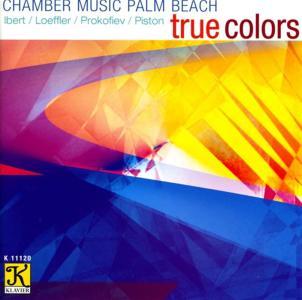True Colors: Ibert, Loeffler, Prokofiev, Piston