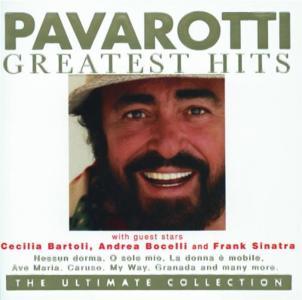 Luciano Pavarotti: Greatest Hits (2 Cd)