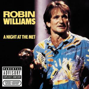 Robbie Williams - A Night At The Met