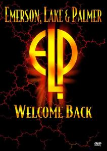 Emerson, Lake & Palmer - Welcome Back