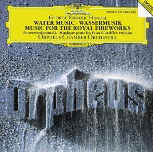 Georg Friedrich Handel - Water Music, Music For The Royal Fireworks
