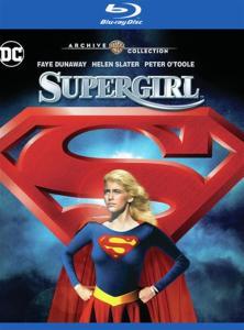 Supergirl (1984) (2 Blu-Ray) [Edizione in lingua inglese]