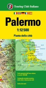 Palermo 1:12.500. Ediz. multilingue