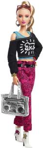 Mattel FXD87 - Barbie - Collector - Barbie X Keith Haring Doll