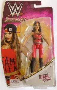 Wrestling: Mattel - Wwe Superstars - Nikki Bella (Figure)