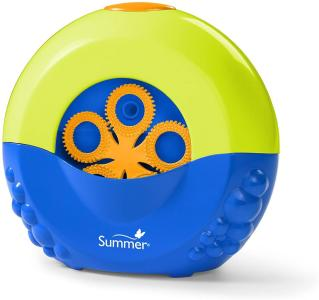 Summer: Infant Tub Time Bubble Maker with Solution (Gioco Sparabolle Bambini)