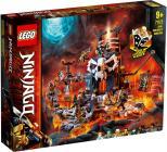 Lego 71722 - Ninjago - Le Segrete Dello Stregone Teschio