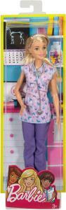 Mattel DVF57 - Barbie - I Can Be - Infermiera