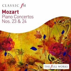 Wolfgang Amadeus Mozart - Piano Concertos Nos. 23 and 24