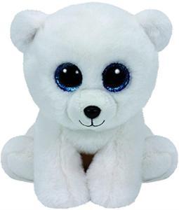 Ty - Beanie Baby - Peluche 15 Cm - Arctic