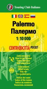 Palermo 1:10.000. Ediz. multilingue